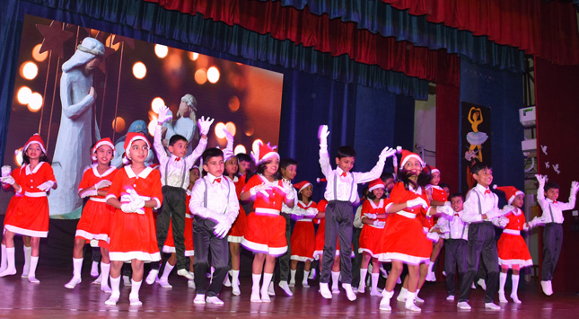 Primary School Annual Day Function