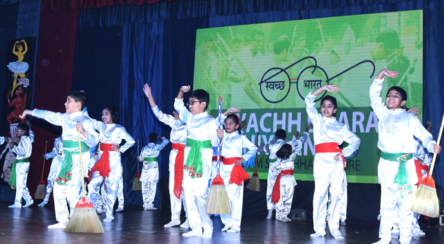 Middle School Annual Day Function