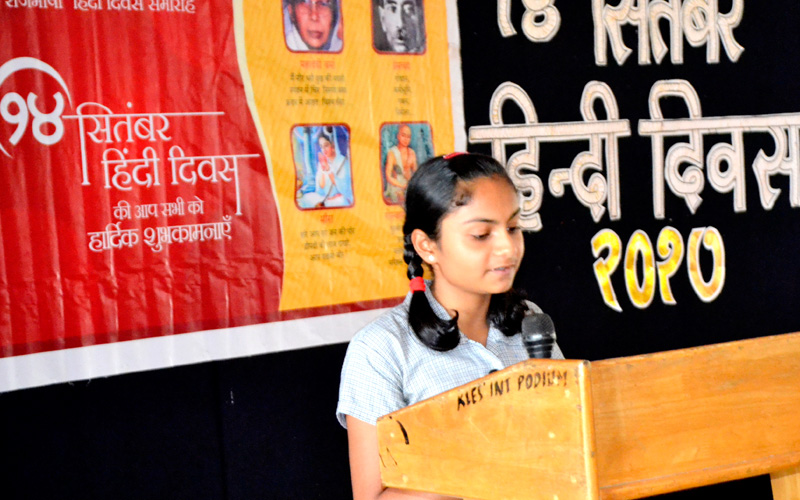 'Hindi is the soul of Indian Culture'