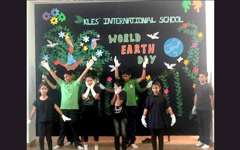 KLE's INTERNATIONAL School | Best Belagavi School | Best
