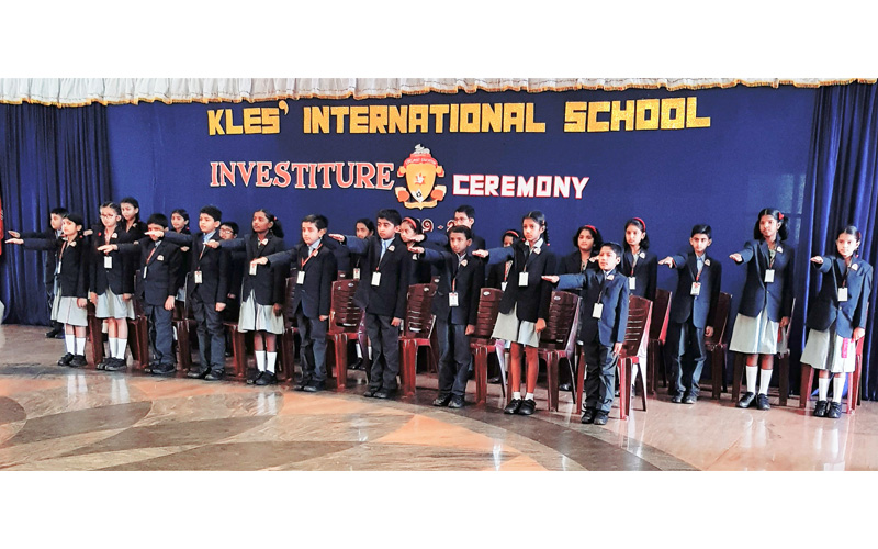 KLES' INTERNATIONAL School | Best Belgaum School | Best CBSE School