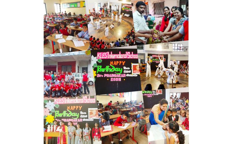 KLE S INTERNATIONAL School Best Belagavi School Best