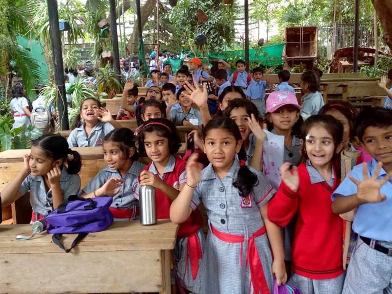 Grade 1 visit to KLE Centenary museum and RLS 